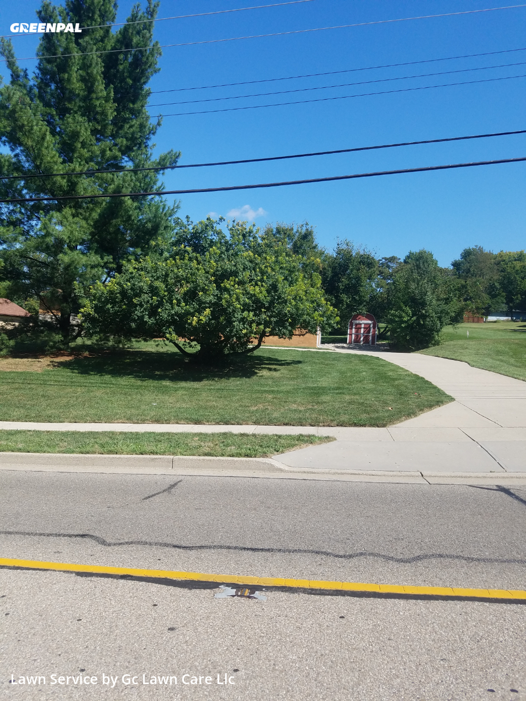 Lawn Mowingin Fairfield,45014,Lawn Mow by Gc Lawn Care Llc, work completed in Aug , 2020
