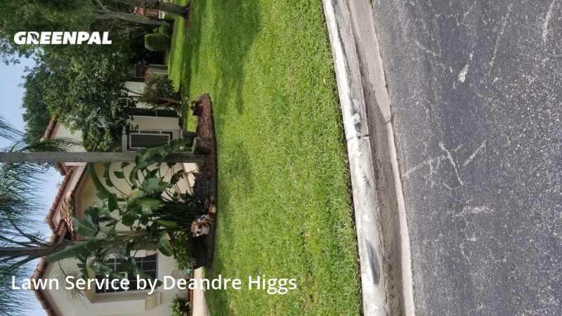 Lawn Mowin Coral Springs,33067,Lawn Maintenance by Bcb Lawn Care, work completed in Sep , 2020