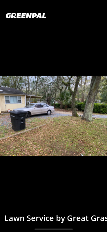Lawn Mowingin Tallahassee,32304,Lawn Mow by Great Grass Groomers, work completed in Jul , 2020