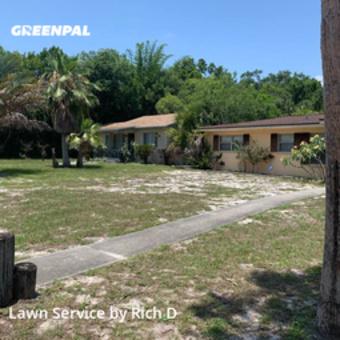 Lawn Maintenancein Gulfport,33707,Lawn Service by Florida Greenworks, work completed in Jun , 2020