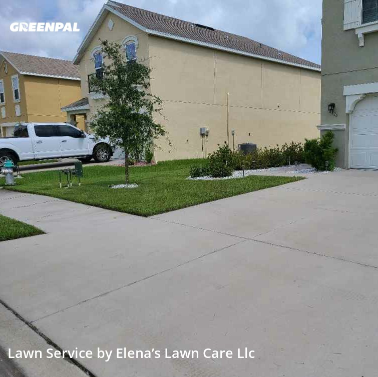 Lawn Servicein Bradenton,34208,Lawn Mowing Service by Elena's Lawn Care Llc, work completed in Sep , 2020