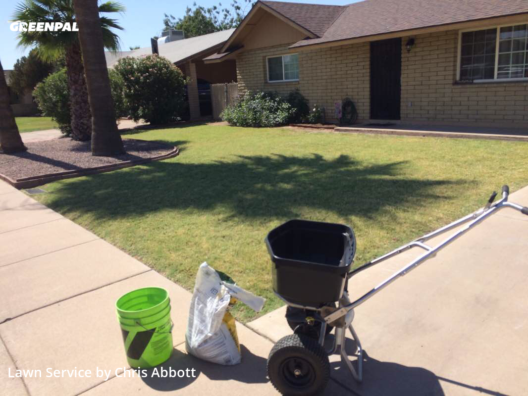 Lawn Care Servicein Tempe,85282,Lawn Mowing Service by Plugman Lawn Service, work completed in Aug , 2020