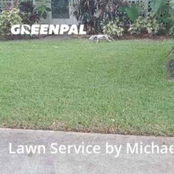 Lawn Cuttingin Plantation,33317,Grass Cutting by Sabal Palm Lawn Srv., work completed in Jul , 2020