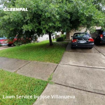 Lawn Maintenancein Cypress,77433,Lawn Maintenance by Northstar Mowlawn , work completed in May , 2020