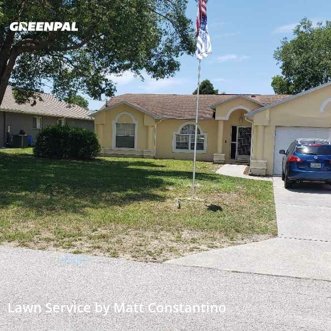 Lawn Maintenancein Spring Hill,34608,Lawn Mow by Lawn Star Bros. Llc, work completed in Aug , 2020