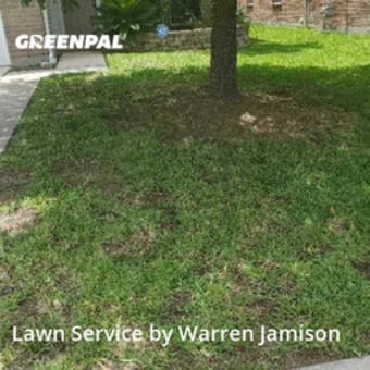 Lawn Care Servicein Atascocita,77346,Lawn Cut by Lawns Of Luxury , work completed in Jul , 2020