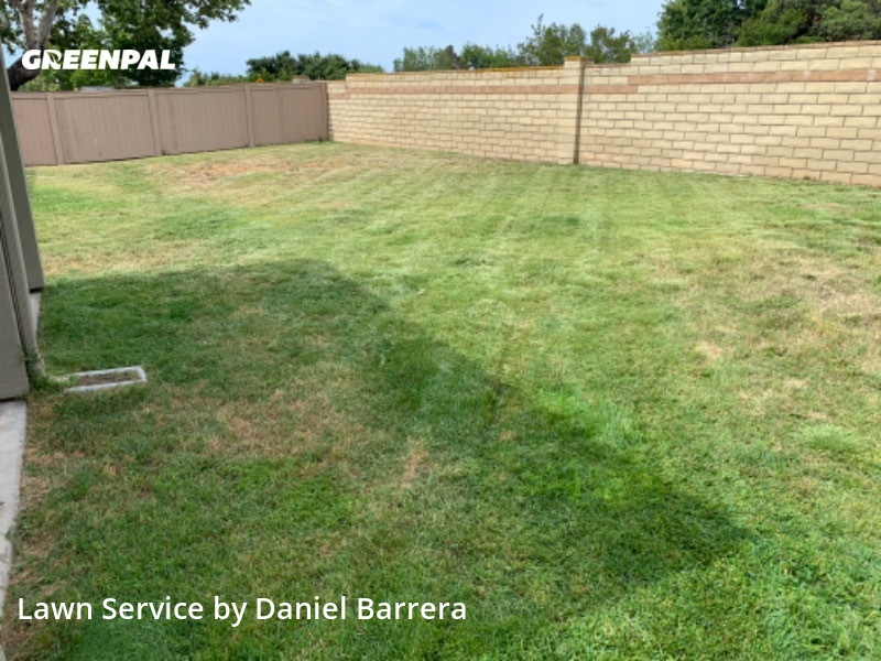 Lawn Care Servicein San Diego,92124,Lawn Mowing Service by South Cal Landscaping, work completed in Aug , 2020
