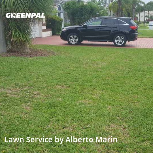 Lawn Mowin Tamarac,33321,Lawn Maintenance by Deluxe Services By A, work completed in Jul , 2020