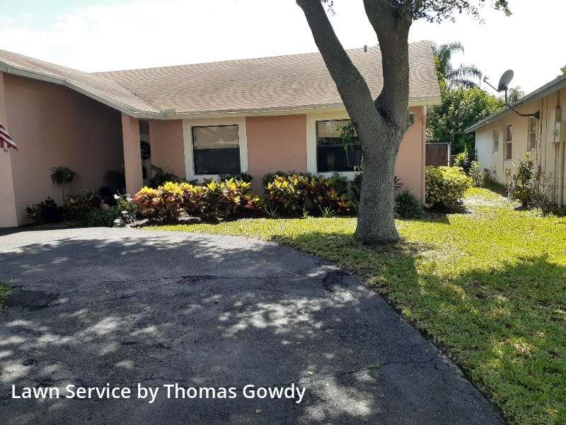 Lawn Cuttingin Coral Springs,33065,Lawn Care Service by Gowdy's Lawn Service, work completed in Aug , 2020