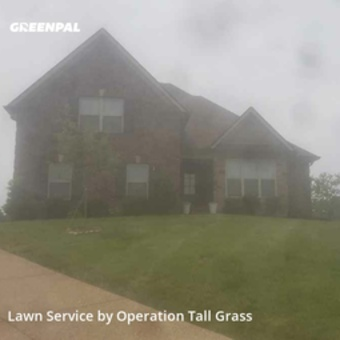 Lawn Care Servicein Lebanon,37087,Lawn Mowing Service by Operation Tall Grass, work completed in Oct , 2020
