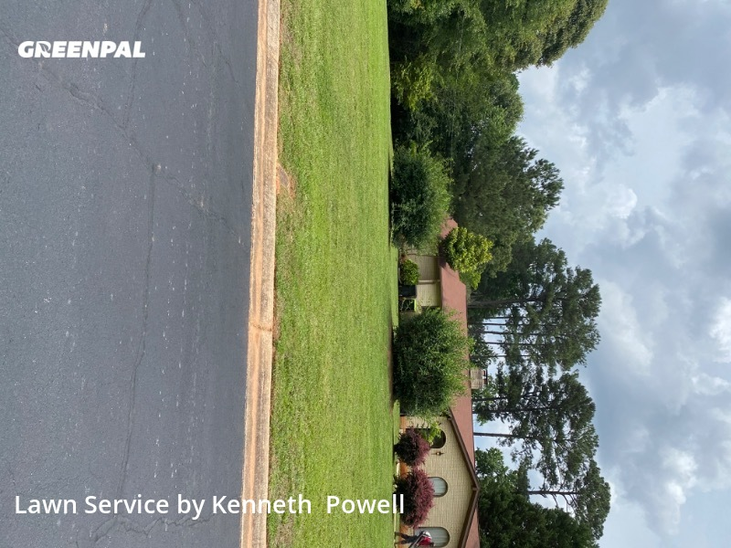 Yard Mowingin Fayetteville,30214,Lawn Care by Powell's Lawncare , work completed in Jul , 2020