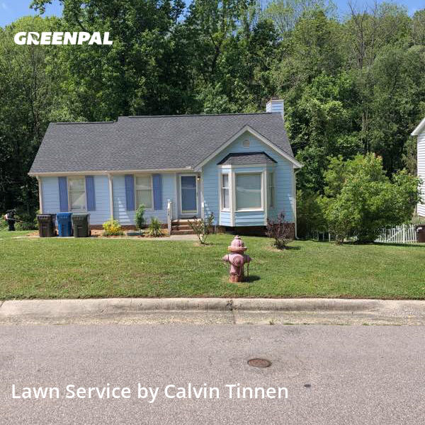 Lawn Cuttingin Durham,27704,Lawn Mowing Service by Cc Property Maintena, work completed in Jul , 2020