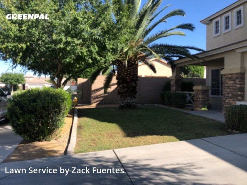 Lawn Maintenancein Surprise,85379,Lawn Care Service by Buckeye Landscaping , work completed in Jul , 2020