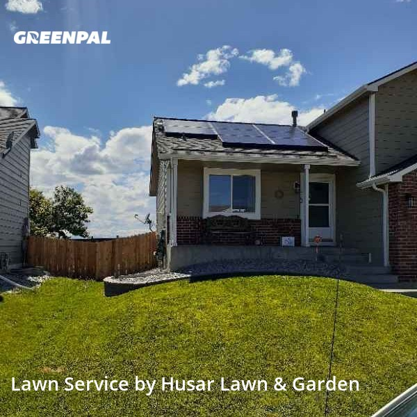 Lawn Mowin Centennial,80015,Lawn Care by Husar Lawn & Garden, work completed in Sep , 2020