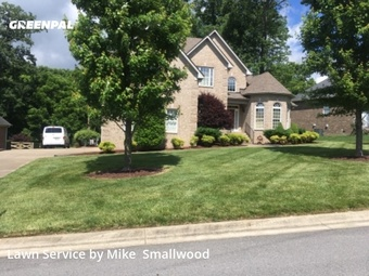 Lawn Care Servicein Nolensville,37135,Lawn Care by Lb's Lawncare & More, work completed in Jul , 2020