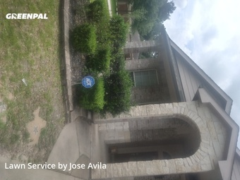 Lawn Mowingin Porter,77365,Lawn Cutting by Avila's Lawnscaping , work completed in Jul , 2020