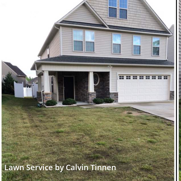 Yard Cuttingin Raleigh,27616,Lawn Care by Cc Property Maintena, work completed in Jul , 2020
