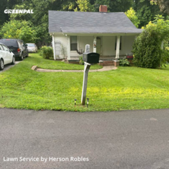 Lawn Mowing Servicein Gastonia,28056,Lawn Care by H.E Landscaping Llc., work completed in Aug , 2020