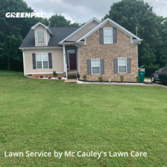 Lawn Servicein La Vergne,37086,Yard Mowing by Mc Cauley's Lawn Care, work completed in Sep , 2020