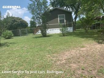 Lawn Cutin New Braunfels,78130,Yard Mowing by Texas Lawn Care Llc,, work completed in Jul , 2020
