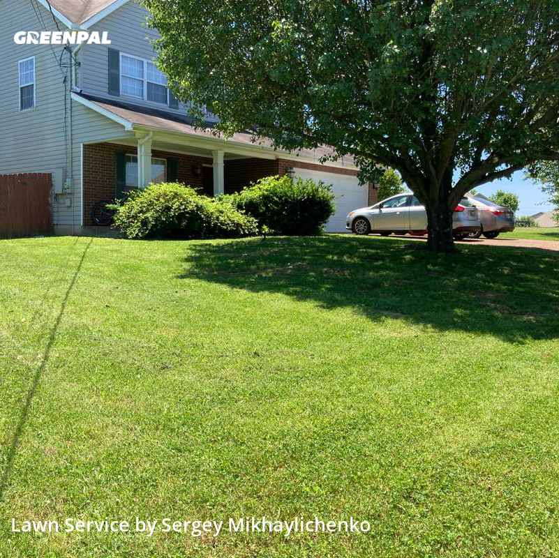 Lawn Mowin Mount Juliet,37122,Yard Cutting by Optimal Turf Care, work completed in Oct , 2020