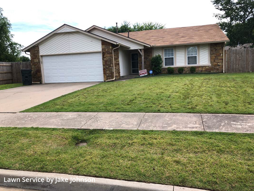 Lawn Mowin Owasso,74055,Lawn Cut by Mustang Mowing, work completed in Jul , 2020