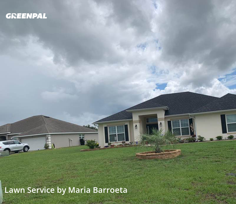 Lawn Mowingin Ocala,34476,Lawn Cutting by Best Care Services, work completed in Sep , 2020