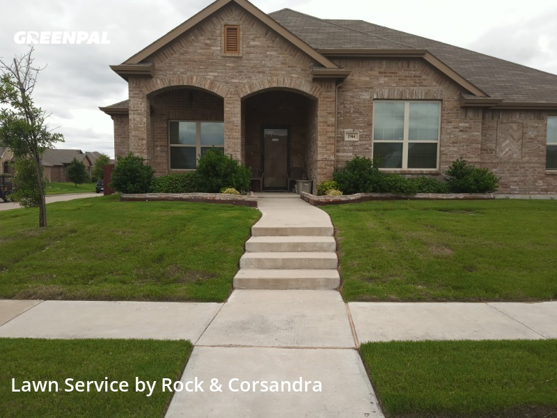 Lawn Care Servicein Lancaster,75146,Lawn Mowing Service by Big Rocks Landscaping, work completed in Sep , 2020