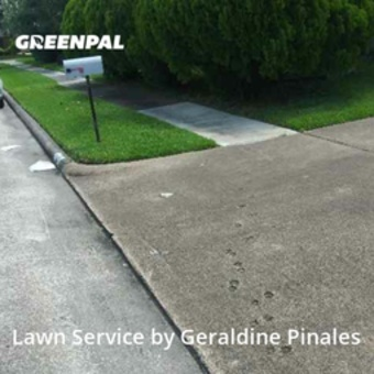 Grass Cuttingin Stafford,77477,Lawn Care Service by Greenleaf Lanscaping, work completed in Jul , 2020