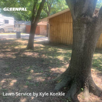 Lawn Cuttingin Grapevine,76051,Lawn Service by Kdk Landscaping, work completed in Jul , 2020