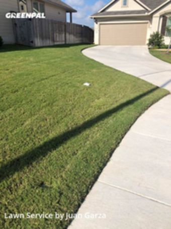 Lawn Mowin New Braunfels,78130,Lawn Cutting by Texas Lawn Rangers, work completed in Jul , 2020