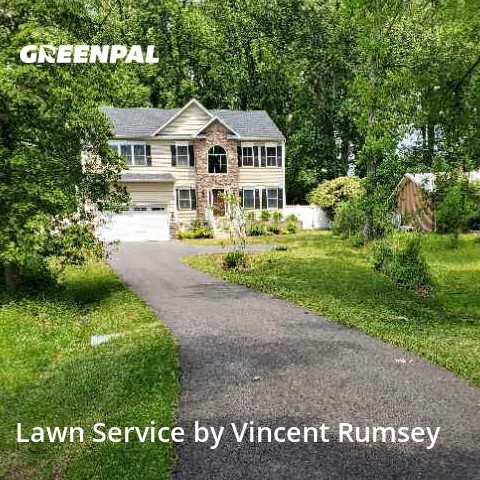 Lawn Mowin Annapolis,21403,Lawn Mow by Precision Lawn Care , work completed in Aug , 2020
