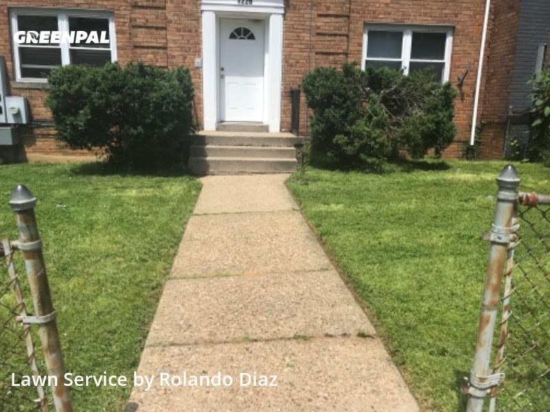 Grass Cuttingin Washington,20002,Lawn Care Service by Diaz Landscaping Llc, work completed in Jul , 2020