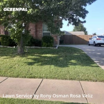 Lawn Carein Wylie,75098,Lawn Mowing by R&Rconstructionsllc, work completed in Jul , 2020