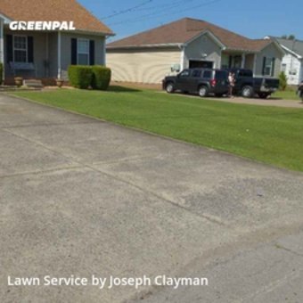 Lawn Mowingin Clarksville,37040,Lawn Maintenance by Luke's Lawncare, work completed in Sep , 2020