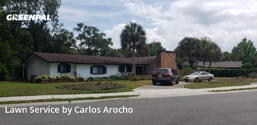 Lawn Mowing Servicein Altamonte Springs,32714,Lawn Maintenance by Arocho Landscaping , work completed in Aug , 2020