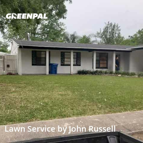 Yard Mowingin Jacksonville,32208,Lawn Mowing Service by Mr John Lawn Technic, work completed in Sep , 2020