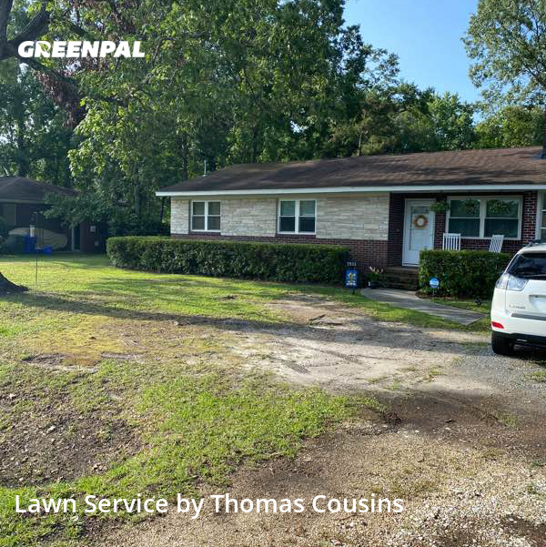 Lawn Carein Charleston,29414,Grass Cut by Tdh Lawncare, work completed in Aug , 2020