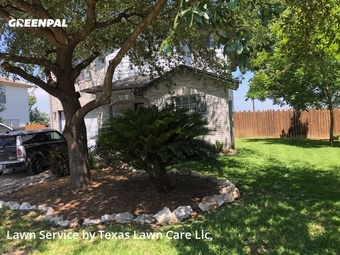 Lawn Carein New Braunfels,78132,Grass Cut by Texas Lawn Care Llc,, work completed in Jul , 2020