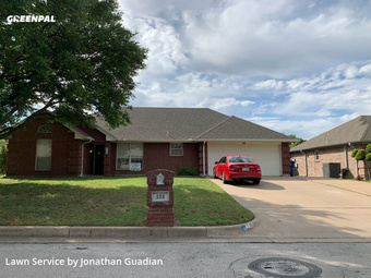 Lawn Carein Burleson,76028,Lawn Care by Lawns By G, work completed in Jul , 2020