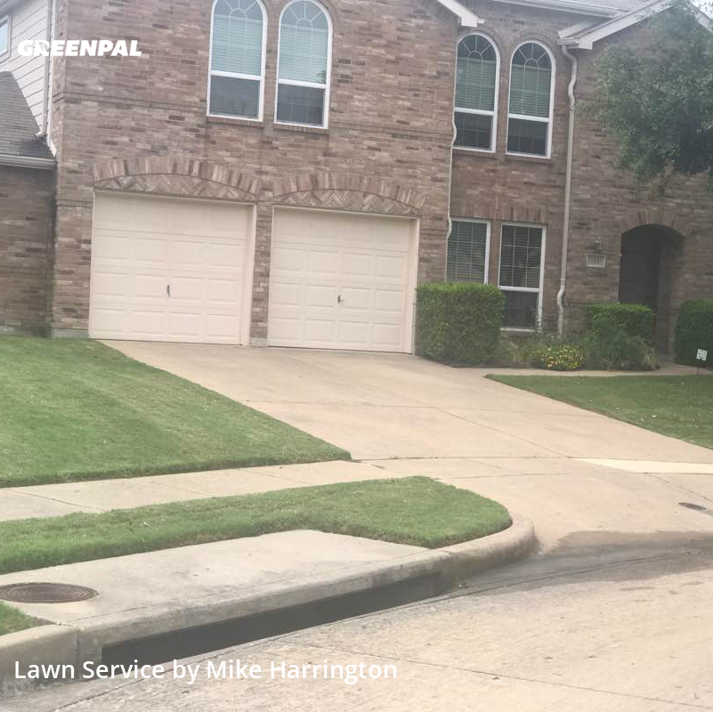 Grass Cuttingin Forney,75126,Yard Mowing by Action Lawn , work completed in Jul , 2020
