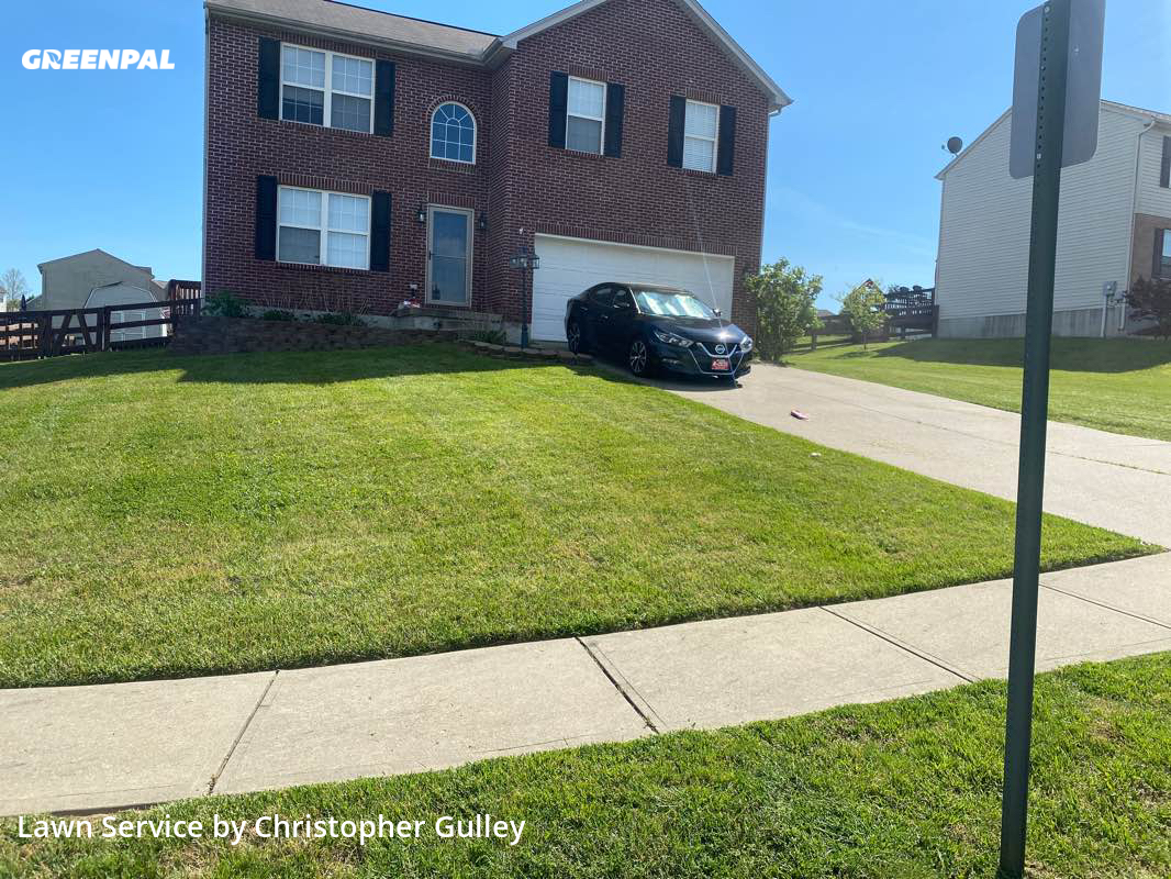 Lawn Cuttingin Independence,41051,Lawn Maintenance by Loyaltee Lawn Care , work completed in Sep , 2020