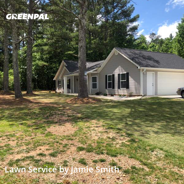 Lawn Mowin Carrollton,30116,Lawn Service by Jamie's Lawn Service, work completed in Jul , 2020
