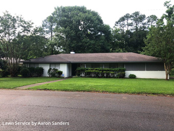 Lawn Care Servicein Jackson,39211,Lawn Cutting by A&C Services , work completed in May , 2020