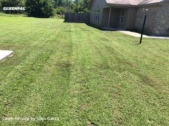Grass Cuttingin Seguin,78155,Lawn Care Service by Texas Lawn Rangers, work completed in Jul , 2020