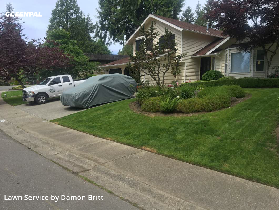 Lawn Care Servicein Sammamish,98074,Lawn Care Service by A Kut Above , work completed in Jul , 2020