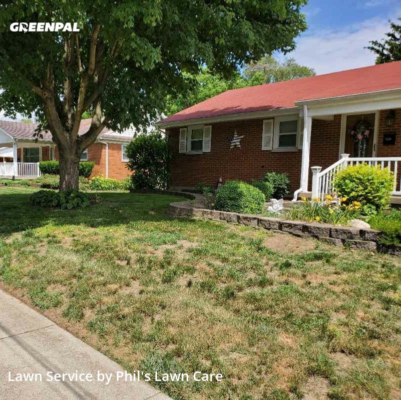 Lawn Mowingin Fairfield,45014,Lawn Mowing by Phil's Lawn Care, work completed in Aug , 2020