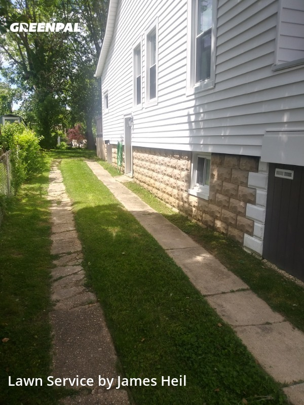 Lawn Servicein Parkville,21234,Lawn Care by Heils Lawn Service, work completed in Aug , 2020