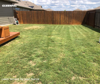 Lawn Carein New Braunfels,78130,Lawn Cutting by Texas Lawn Rangers, work completed in Jul , 2020