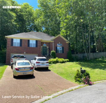 Lawn Maintenancein Hermitage,37076,Lawn Maintenance by Ninja Lawn Care, work completed in Sep , 2020